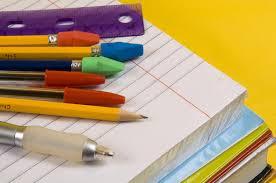 ¿Qué útiles escolares hay que comprar?