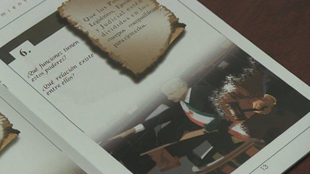 AMLO es presidente en un libro del gobierno de Morelos