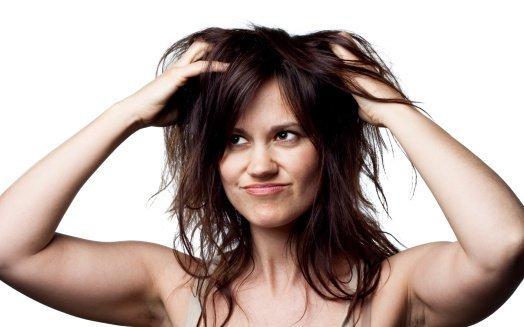 Cómo tratar el cabello reseco
