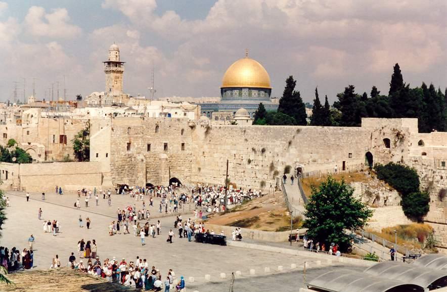 ¿Por qué Jerusalén es tan sagrada?