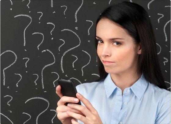 ¿Tardar en responder un SMS es sinónimo de mentira?