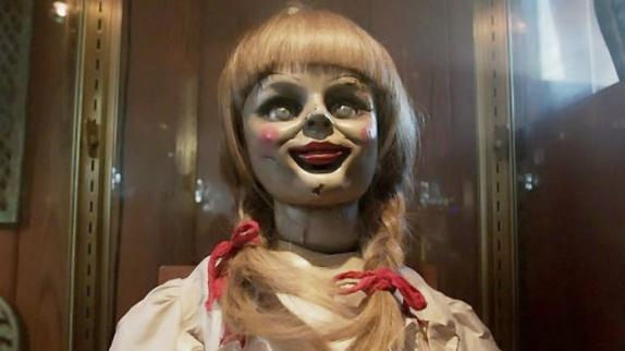 Video: Conoce la historia real de Anabelle, la muñeca de 'El Conjuro'
