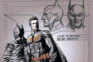Así será el Batman que interpretará Ben Affleck