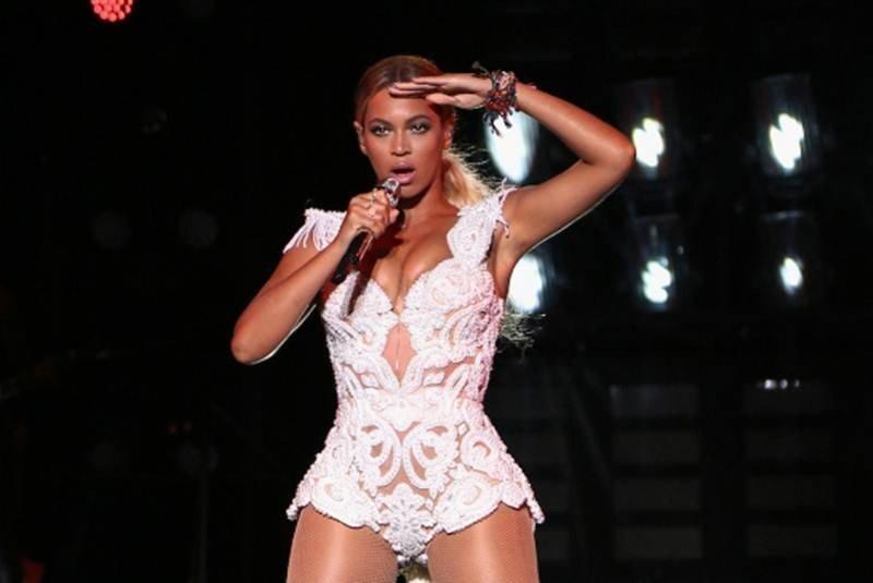 Video: Show de Beyoncé en el Palacio de los Deportes