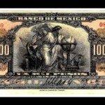 Conoce los billetes mexicanos más extraños
