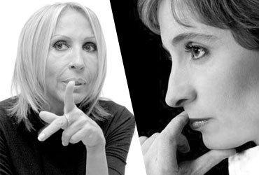 El origen del conflicto Carmen Aristegui - Laura Bozzo
