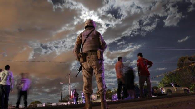 Acribillan a nueve personas en una fiesta en Ciudad Juárez
