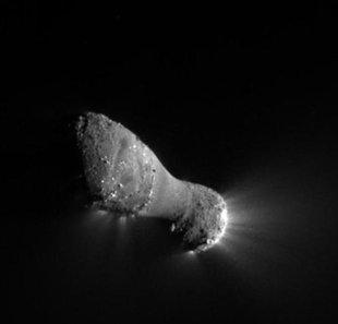 ¿El origen de la vida está fuera de nuestro planeta?