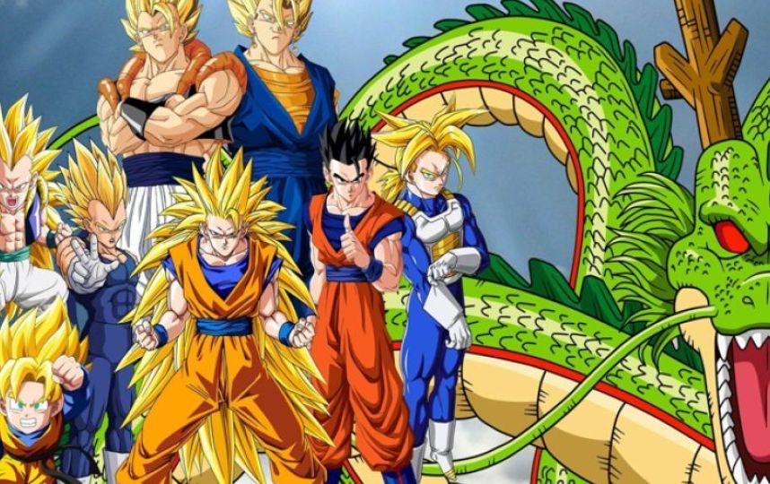 Qué significan los nombres de los personajes de Dragon Ball Z