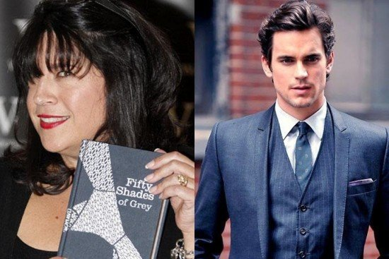 Por qué Matt Bomer no es Christian Grey