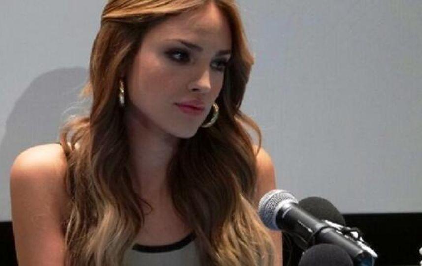 Eiza González reconoce su amor por Liam Hemsworth