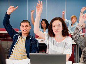 ¿Sacar buenas notas es contagioso?