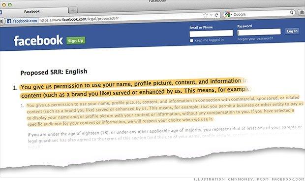 Enterate todo lo que oculta los cambios de Facebook