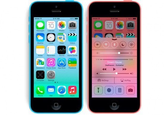 Así es iPhone 5c de Apple: Fotos y características