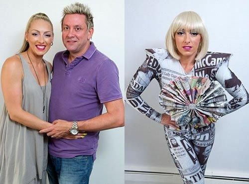 Fotos: la mujer que gasta 92 mil dólares por parecerse a Lady Gaga