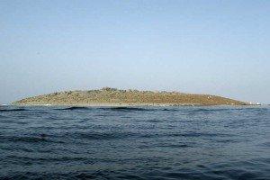 Video: isla emerge tras sismo en Pakistán