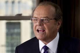Jack Nicholson abandona la actuación por pérdida de memoria