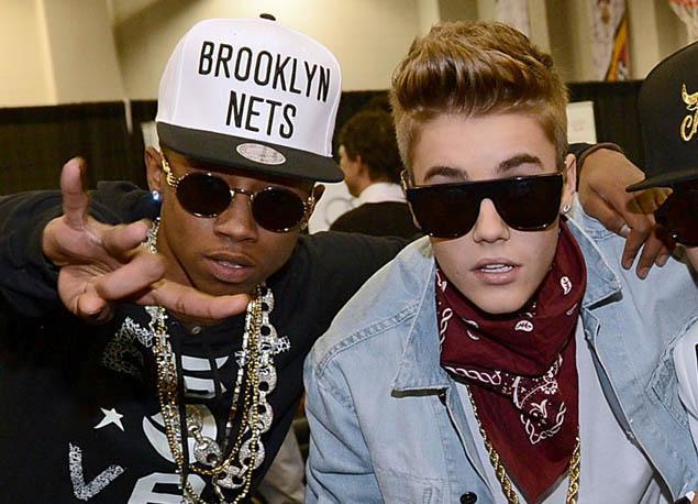 Amigos de Justin Bieber roban su casa