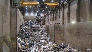 Noruega: Así convierte basura en combustible ecológico