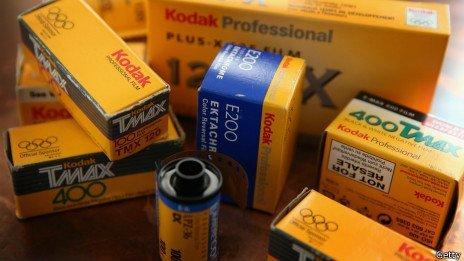 Kodak salió de la bancarrota