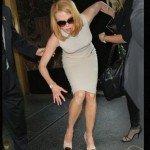 Fotos: Paparazzi atropella a Nicole Kidman
