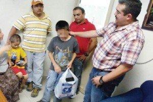 Niño fingió su secuestro para faltar a misa