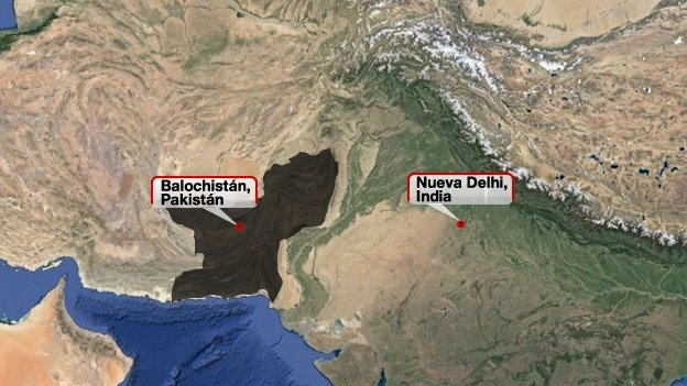 Sismo de 7.7 grados en Pakistán deja 30 muertos