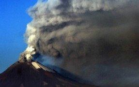 Relación entre el Popo y los sismos