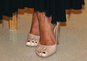 Fotos: Los excéntricos zapatos de la Princesa Carolina
