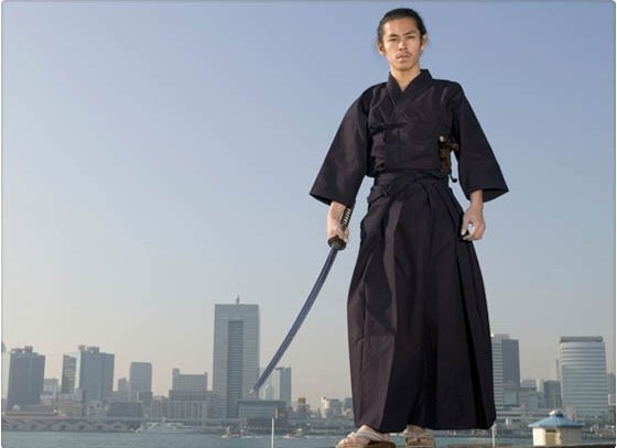 Reglas para convertirse en un verdadero Samurái