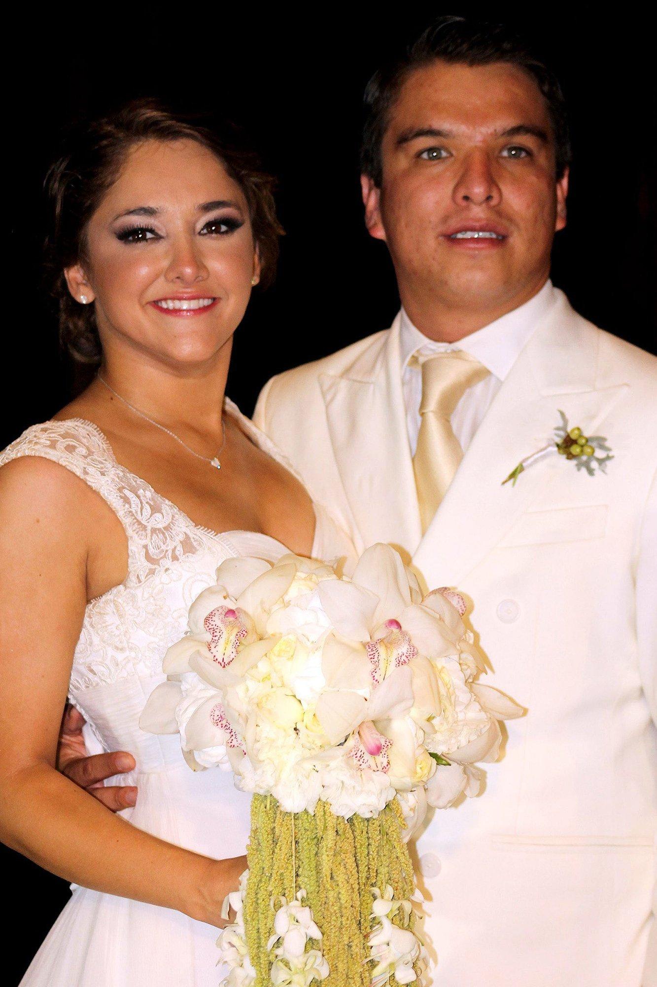 Fotos: la boda de Sherlyn con Gerardo Islas