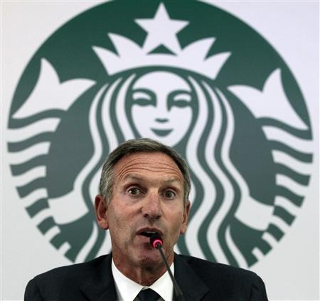 El pedido de Starbucks a sus clientes