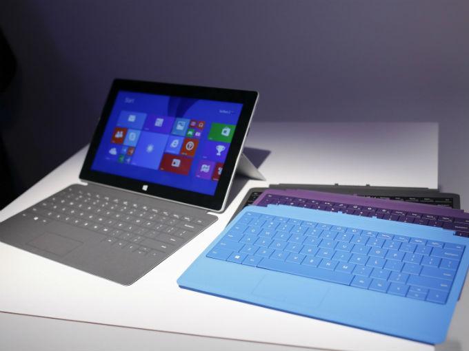Así es la nueva Surface Pro 2 de Microsoft