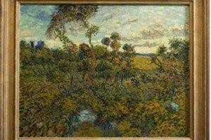 Descubren nuevo cuadro de Van Gogh