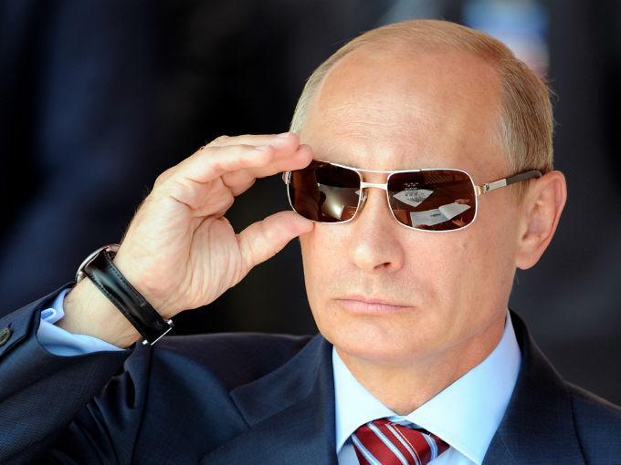 El videojuego del presidente Vladimir Putin