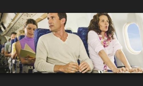 Los efectos del cambio de altitud durante un vuelo