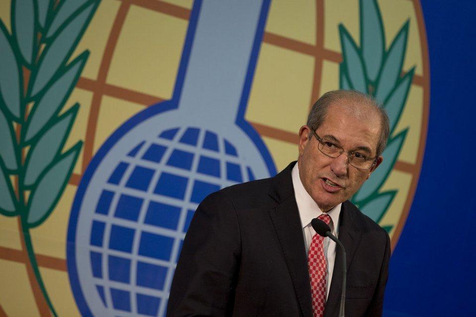 Nobel de la Paz para lucha contra las armas químicas
