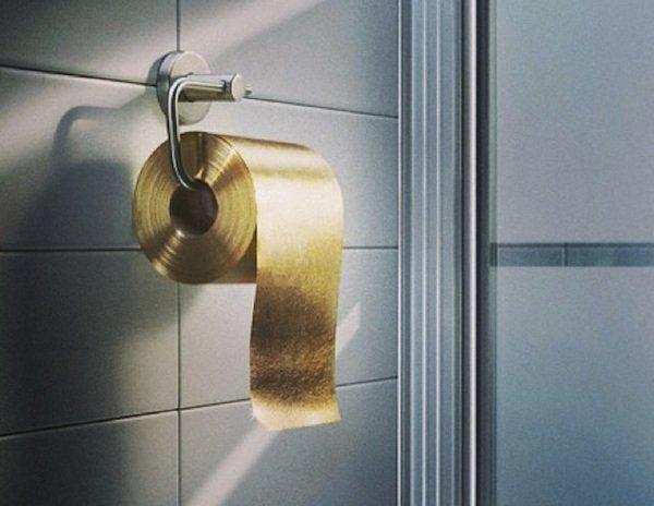 ¿Cuánto cuesta y cuál es el papel higiénico más caro del mundo?