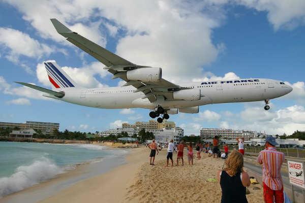 Conoce los aeropuertos más riesgosos del mundo