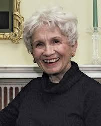 La canadiense Alice Munro, Premio Nobel de Literatura