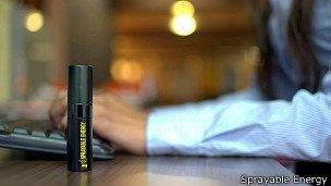 La nueva forma de tomar café: cafeína en aerosol - Video