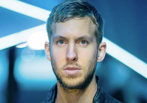 Show de Calvin Harris en el Foro Sol