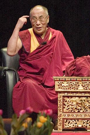 Las mejores frases de Dalai Lama para reflexionar