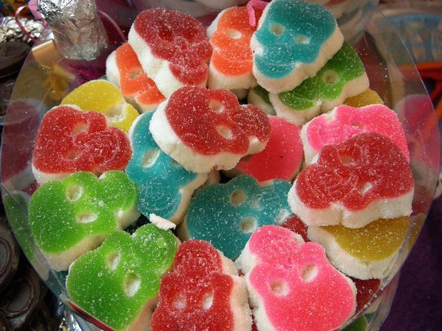 Tradiciones dulces para el Día de Muertos
