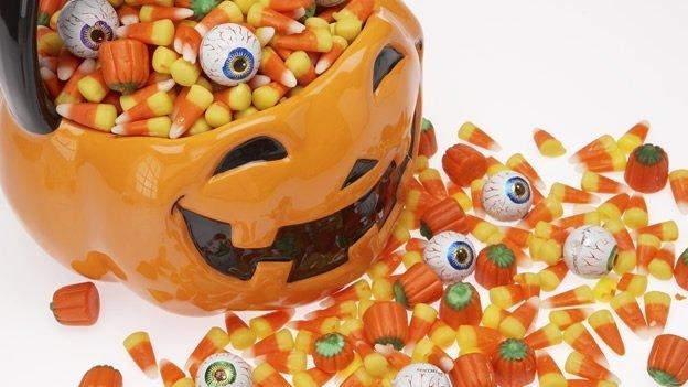 Cómo elegir dulces saludables para dar en Halloween