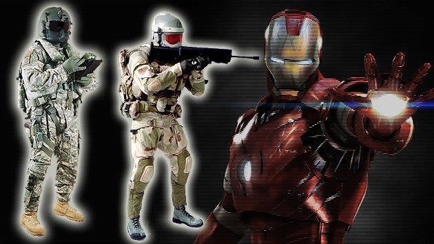 Los trajes de 'Iron Man' llegan al ejército de Estados Unidos