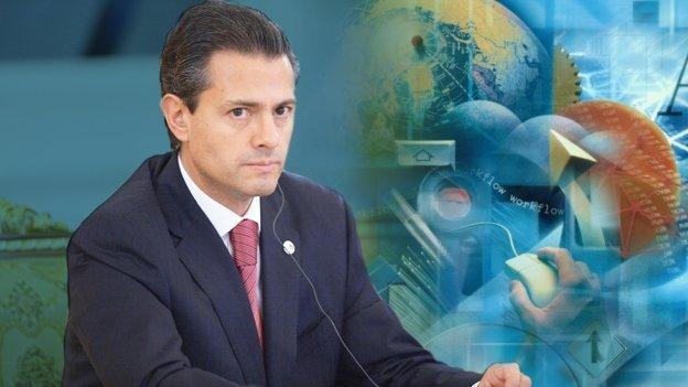 Cómo espío la la NSA a Enrique Peña Nieto y Felipe Calderón