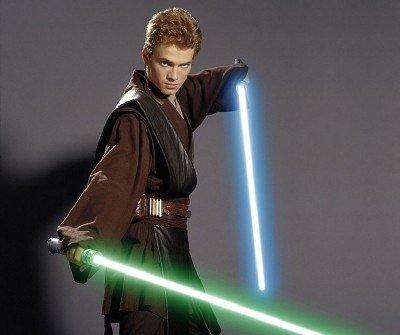 Crean la espada láser de Star Wars
