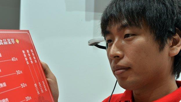 Crean lentes que traducen a inglés