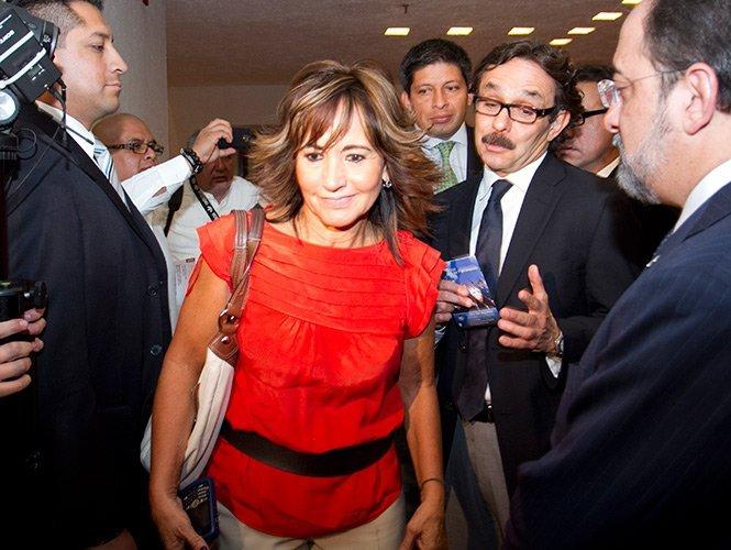 El escándalo de la ex esposa de Vicente Fox